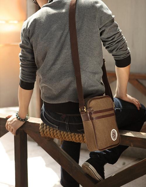 Dành tặng một chiếc túi sẽ giúp chàng cảm thấy bạn luôn bên cạnh