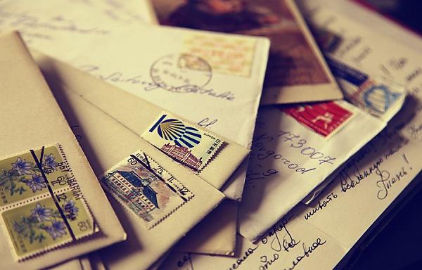 Đừng nghĩ những bức thư tay là lỗi thời nhé.