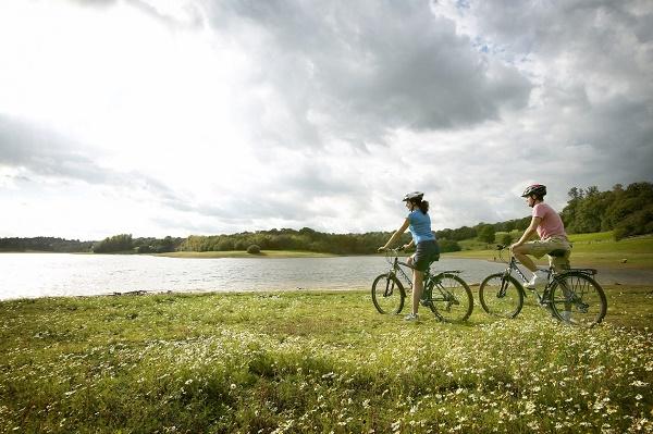 Hãy thử cùng chàng đạp xe hàng ngày xem sao.