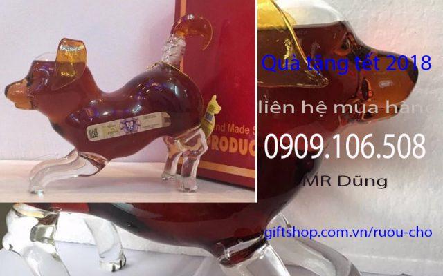 rượu con chó