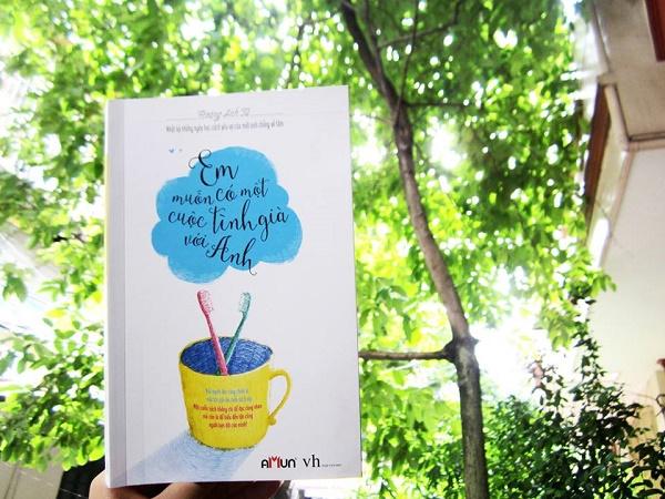 Sách là món quà tặng bạn trai vô cùng ý nghĩa