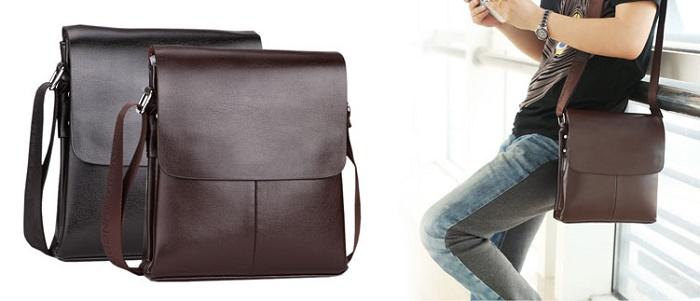 Túi màu nâu và đen là lựa chọn dễ phối đồ