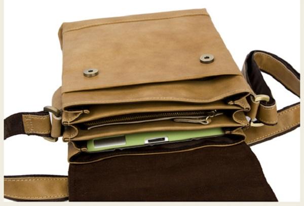 Tùy nhu cầu sử dụng túi mà bạn hãy chú ý đến số lượng ngăn đựng đồ